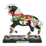 JINGLE ALL THE WAY FIGURINE