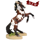 DANCE OF THE MUSTANG FIGURINE