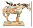 FETISH PONY SIGNED BY ARTIST