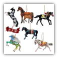2016 COLLECTORS CHOICE ORNAMENT SET