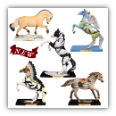 2016 TOPP WINTER FIGURINE SET
