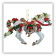 HODC CHRISTMAS CAROUSEL ORNAMENT