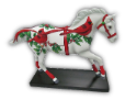 CHRISTMAS CANTER FIGURINE