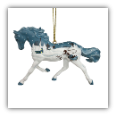 VINTAGE GREETINGS ORNAMENT