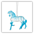 HOLIDAY ICE ORNAMENT