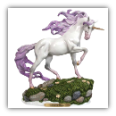 UNICORN MAGIC FIGURINE