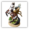 COMPANION FIGURINE SET