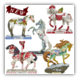 2020 CHRISTMAS FIGURINE SET